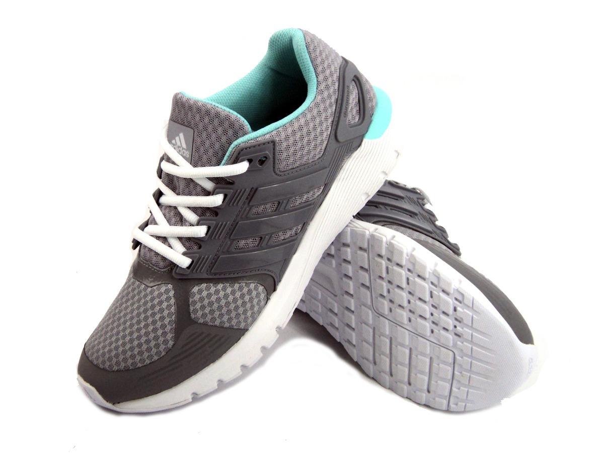 d8d84aae54d6a zapatilla adidas duramo 8 w gris running mujer eezap. Cargando zoom.