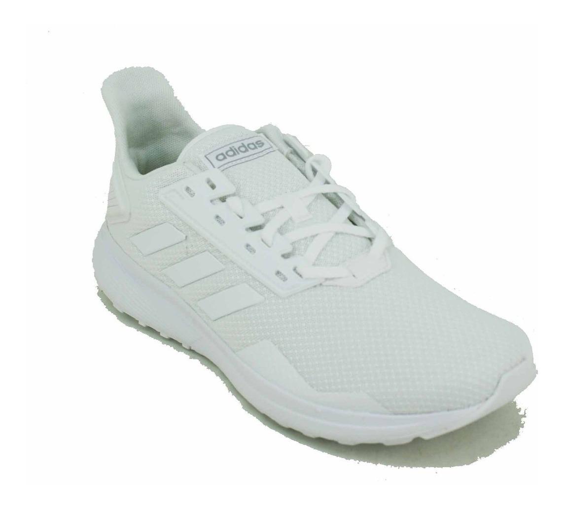Zapatilla adidas Duramo 9 Blanco Hombre Deporfan