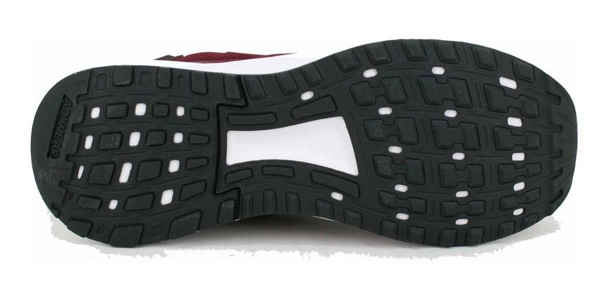 Zapatilla Adidas Duramo 9 BordoBlanco Dama Deporfan