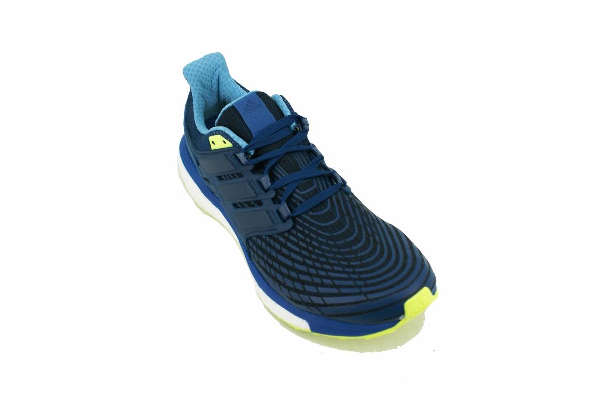 75fba4ffa zapatilla adidas energy boost azul verde hombre deporfan. Cargando zoom.