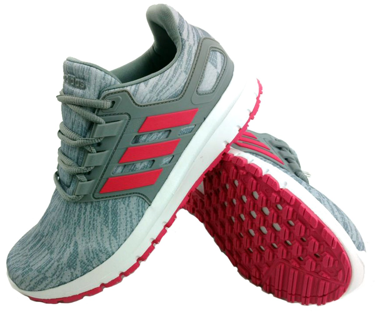 new style e1656 36ad9 zapatilla adidas energy cloud 2 gris mujer running empo2000. Cargando zoom.
