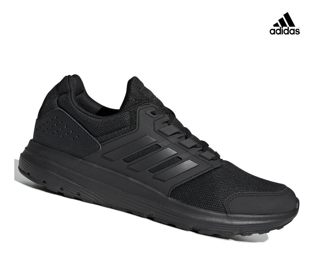 Zapatilla adidas Galaxy 4 Para Hombre - Negro