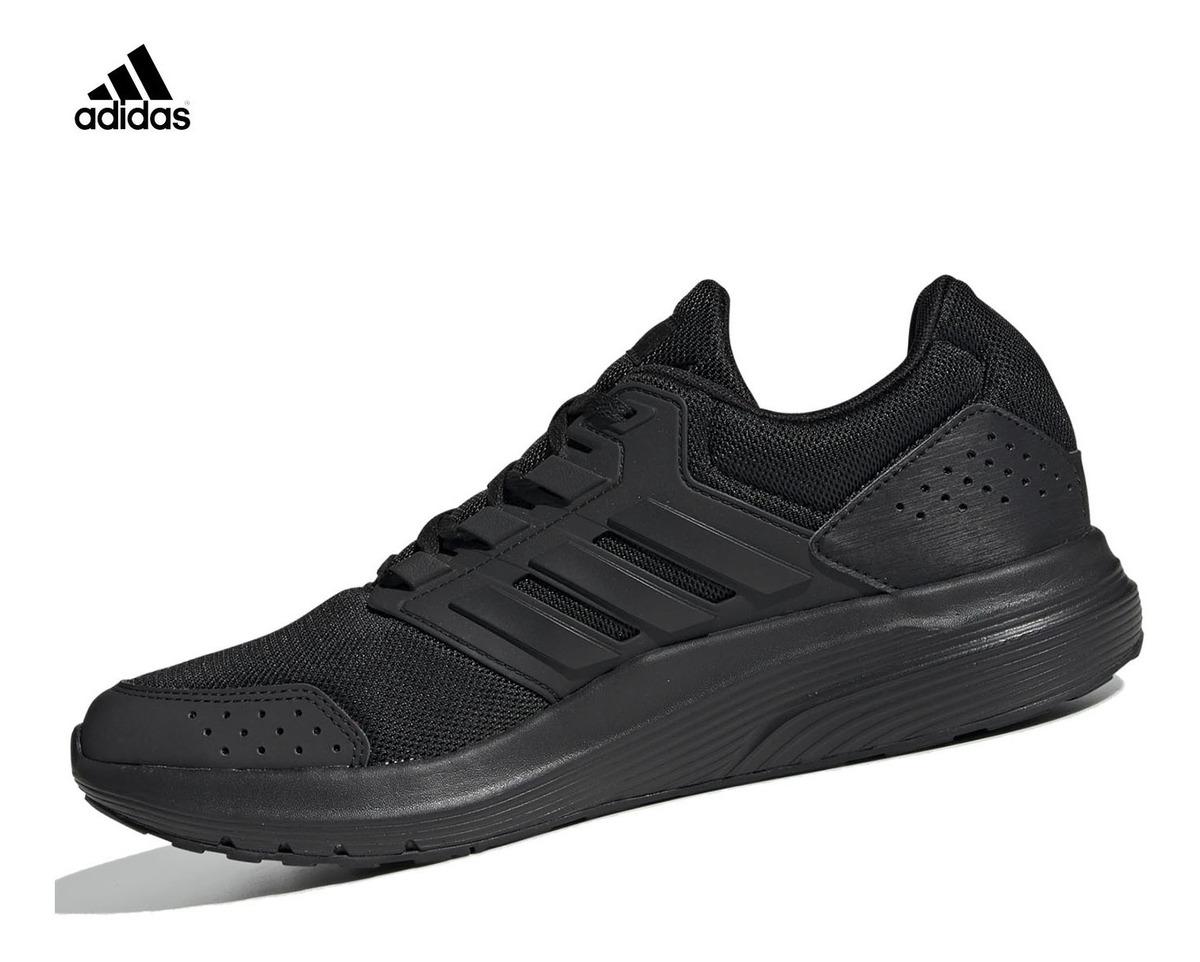 Adidas galaxy 4 Negro verde Running en pista |