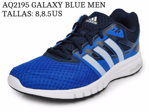 zapatilla adidas galaxy & galatic- 5 colres- consulta tallas