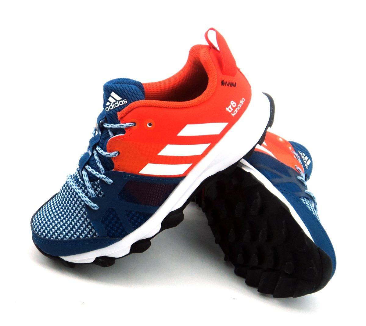Calzado Adidas Kanadia Azul 4715cd85e09e7