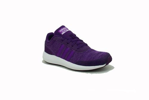 adidas neo violeta