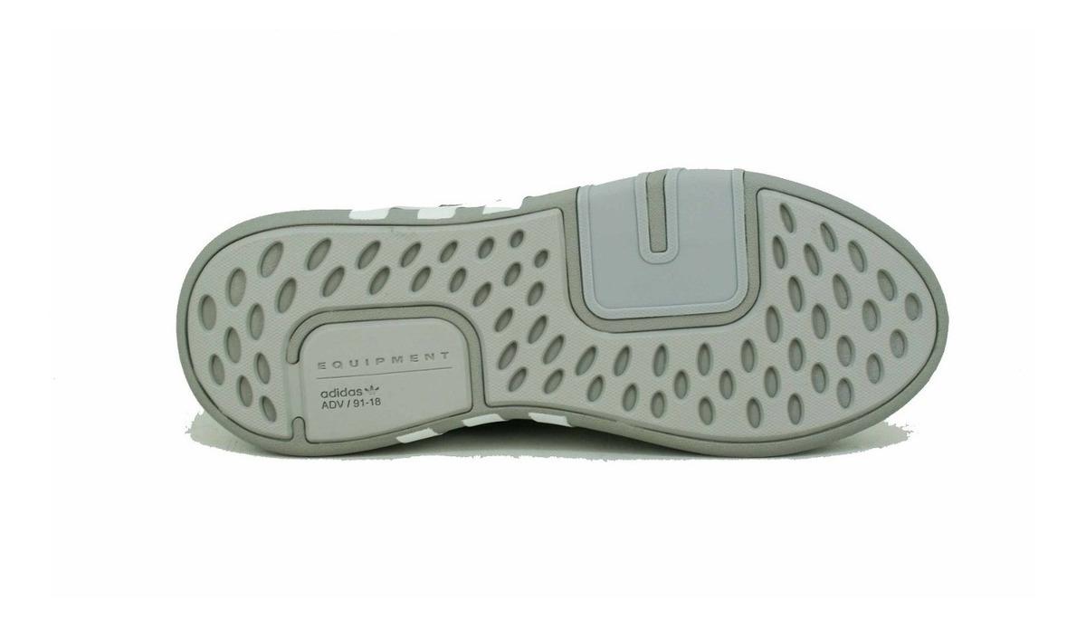 Zapatilla Adidas Originals EQT Basket Gris Hombre Deporfan