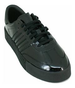 Zapatilla adidas Ori Sambarose Negro Dama Deporfan