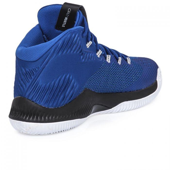 58c6a9ea66b Zapatilla adidas Original Basket Crazy Hustle Azul -   4.199