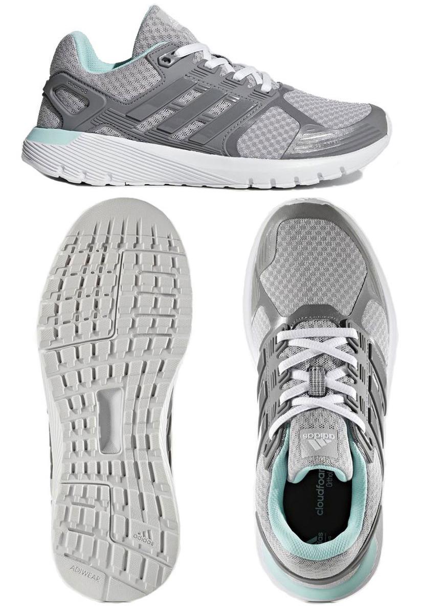 huge selection of b6cf8 8e5f8 Cargando zoom... running mujer zapatilla adidas · zapatilla adidas duramo 8  w gris running mujer eezap