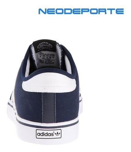 zapatilla adidas seeley azul para hombre ndph