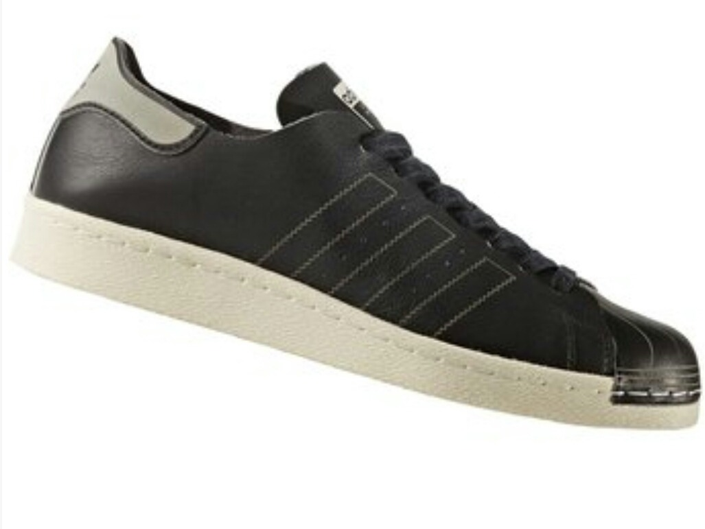 online store 0d80b 84ffa Zapatilla adidas Superstar 80s Decon - Negro