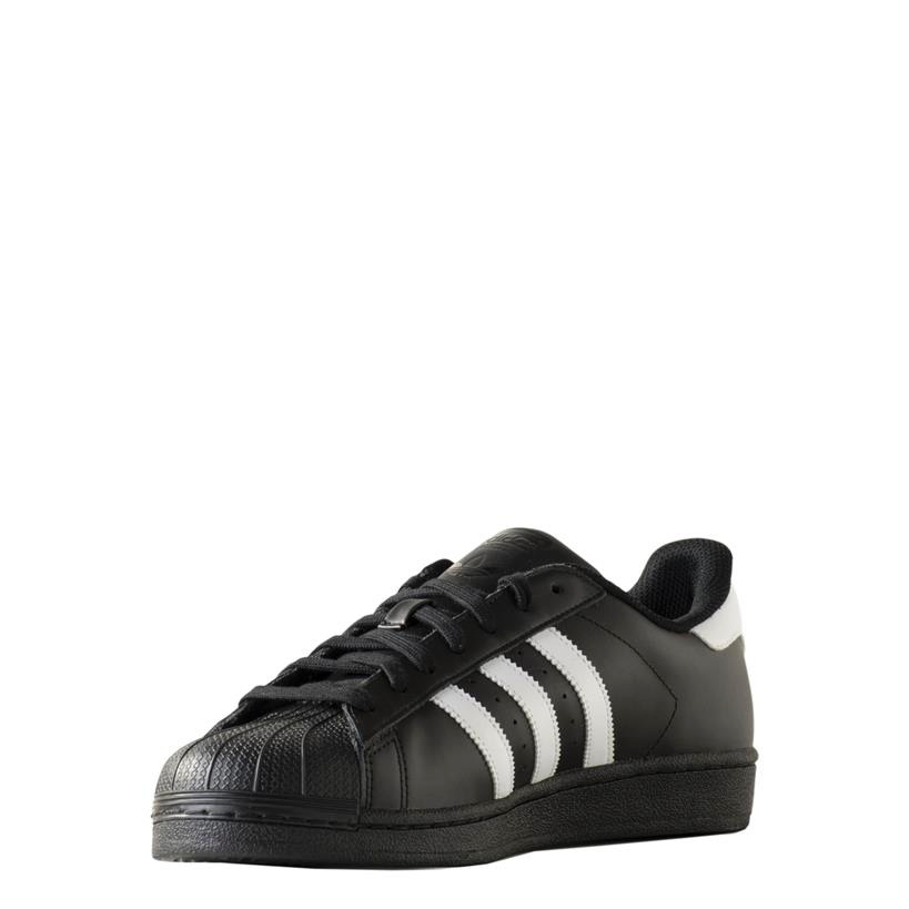 the latest 6fad7 bccb9 Zapatilla adidas Superstar Foundation B27140 Negro Y Blanco