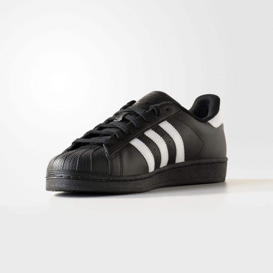 Zapatilla adidas Superstar Fundation Para Hombre Ndph