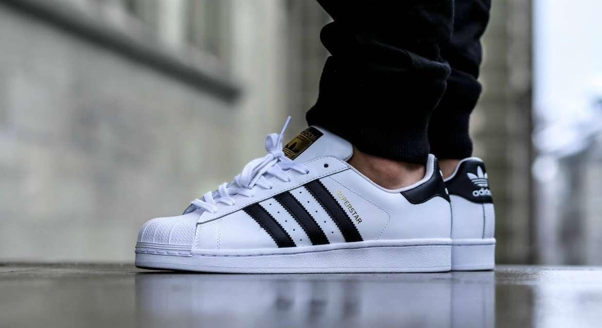 adidas superstar homnre