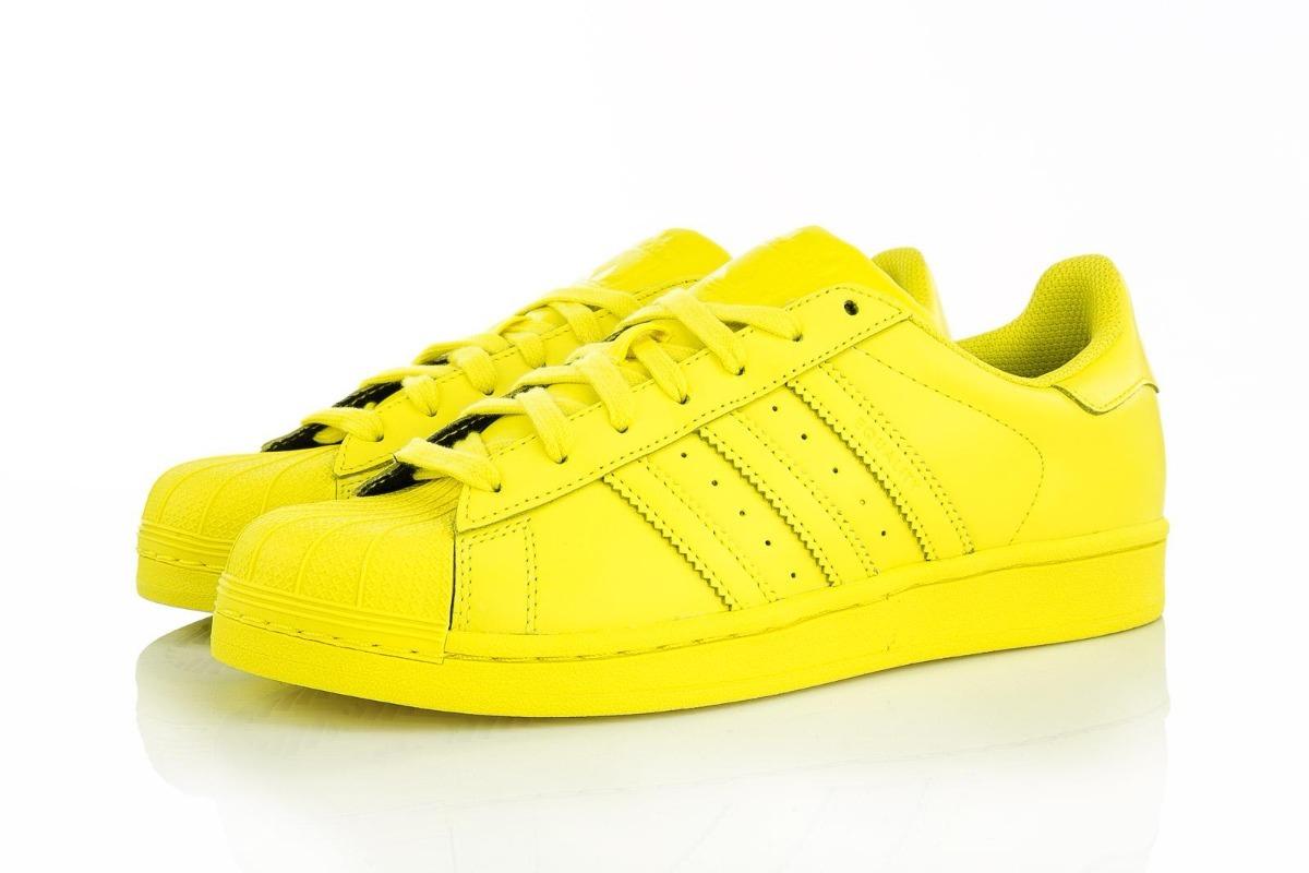 low priced 5ec80 38006 zapatilla adidas superstar supercolor yellow envio gratis. Cargando zoom.
