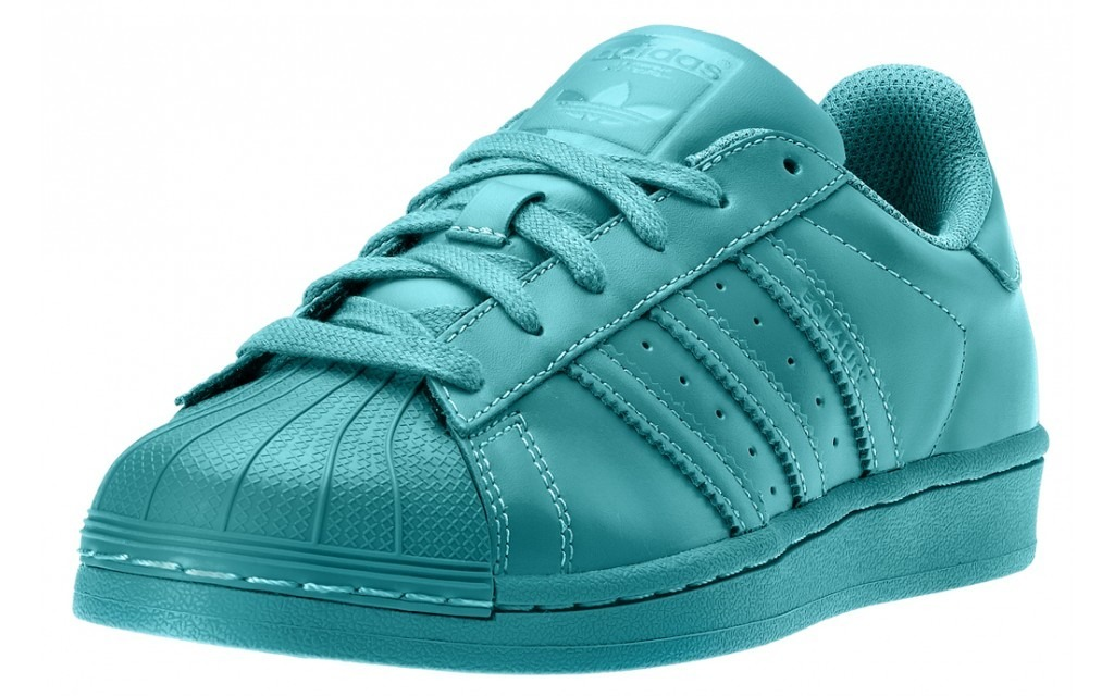 ced949449 zapatilla adidas superstar turquesa verde agua envio gratis. Cargando zoom.