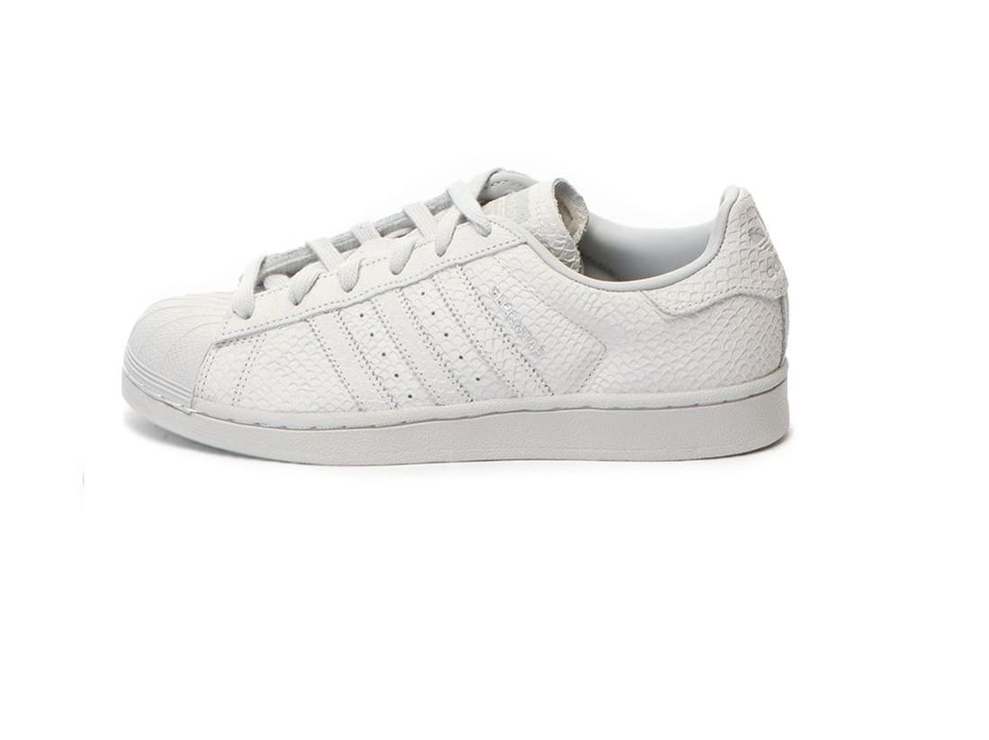 reputable site e0241 11fe7 Zapatilla adidas Superstar W Blanco Tiza B41507 -   3.999,00 en ...
