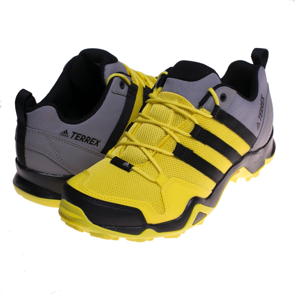 Zapatilla adidas Terrex Ax2r Amarillo Hombre