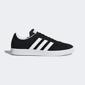 zapatillas negra mujer adidas