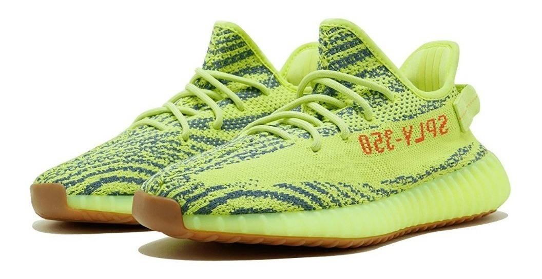 super popular 175f1 19d54 Zapatilla adidas Yeezy Boost 350 V2 Lime Green 36-46
