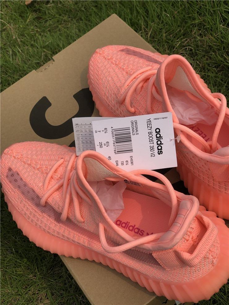 Zapatilla adidas Yeezy Boost 350 V2 Pink Mujer