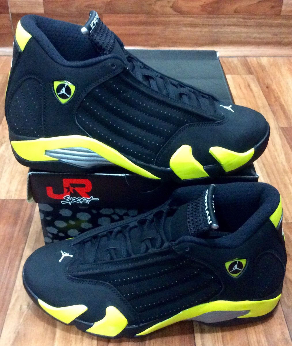 best website 40e28 7c26a Zapatilla Air Jordan Retro 14 Thunder