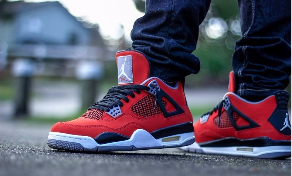 los angeles e3e8d aa120 Jordan Retro 4 Toro Bravo quantum-database.es