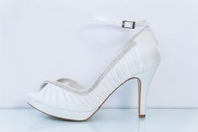 8f01a3bb Zapatillas Para Novia Color Ivory Zapatos Mujer - Zapatos Stilletos en Mercado  Libre México