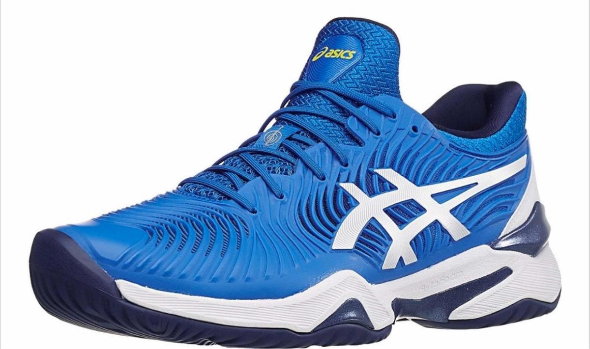 Zapatillas Tenis Asics GEL Court FF L.E. Hombre Azul