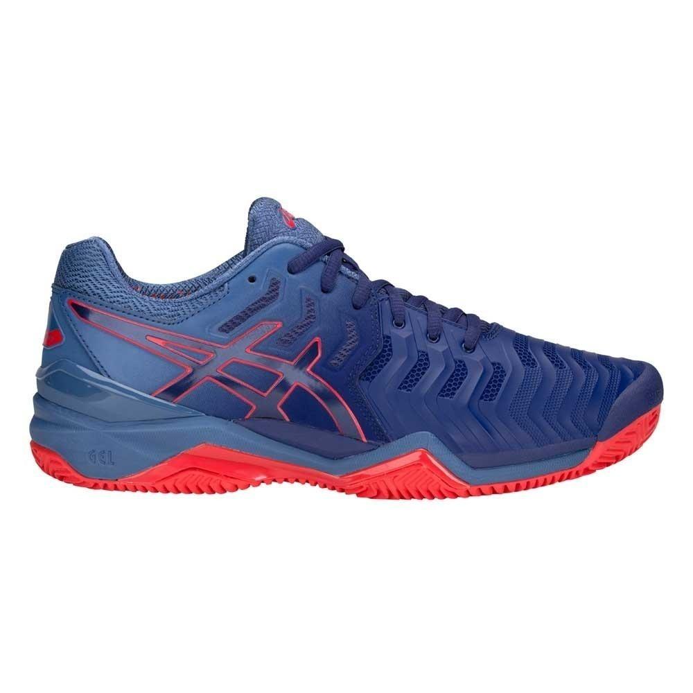 zapatilla asics gel resolution 7 clay tenis-padel azul. Cargando zoom. 256a3bb6f1da2