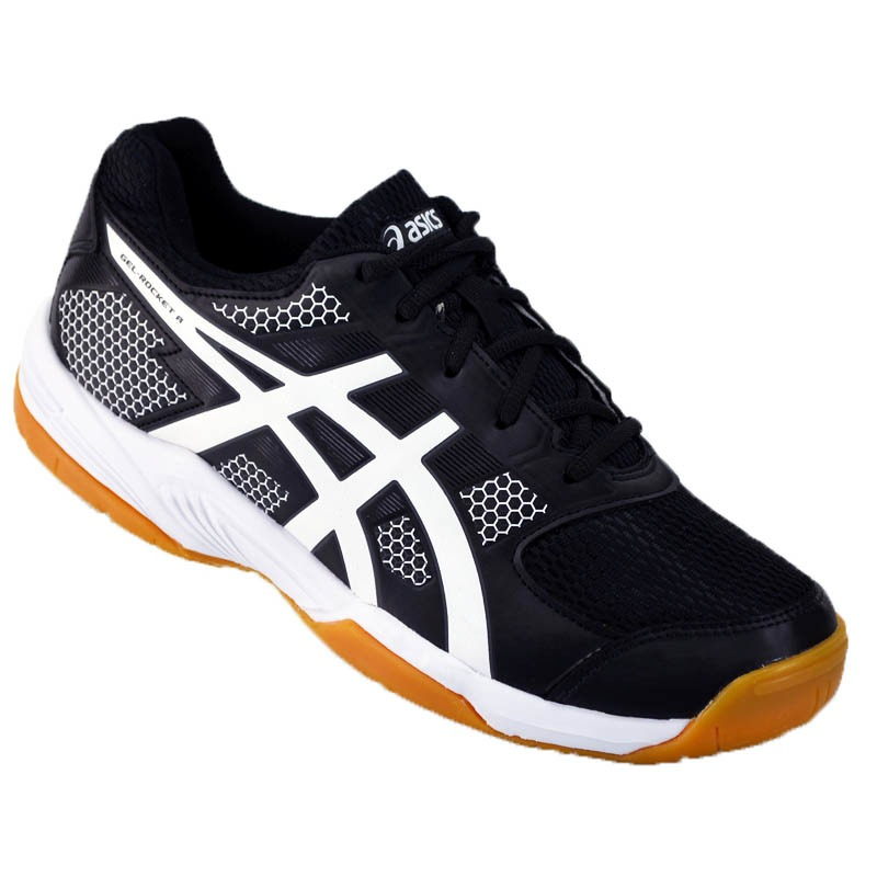 ASICS Indoor negro