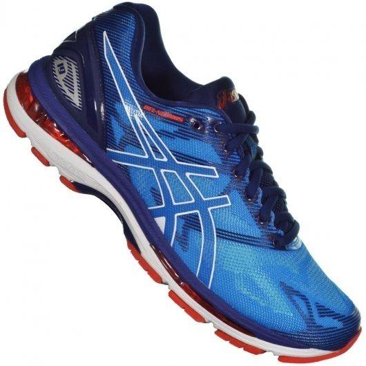 5fa248f07fc Zapatilla Asics Hombre Running Gel Nimbus 19 Azul -   3.190