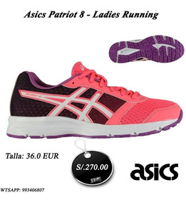 Zapatilla Asics Importada No Nike adidas Puma Reebok