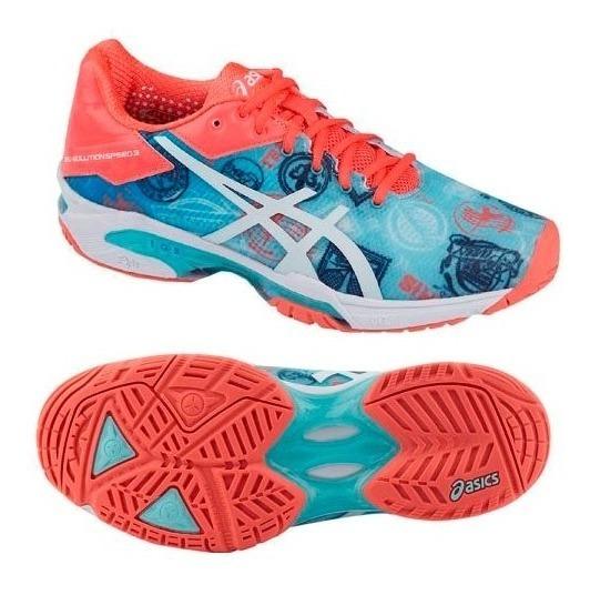 oferta zapatillas asics tenis padel