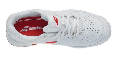 zapatilla babolat pulsion all court juniors tenis-padel