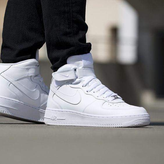 zapatillas blanca nike
