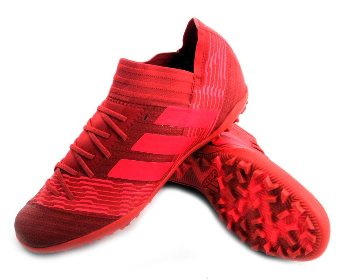 10fec8632f1 ... zapatilla botin adidas nemeziz tango 17.3 tf rojo empo2000. cargando  zoom.