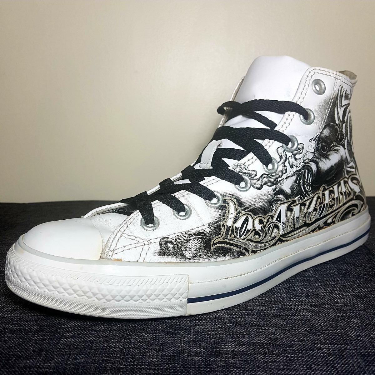011f0783d5f0 zapatilla botín para hombre converse diseño grafiti. Cargando zoom.