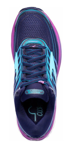 zapatilla brooks glycerin 15 running mujer