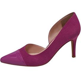 65322faa0b Remato Zapatos Tacon Wedge Color Bugambilia Rosa No. 4.5. Estado De México  · Zapatilla Bugambilia Dama Pop Color Brillante Alegría 186560