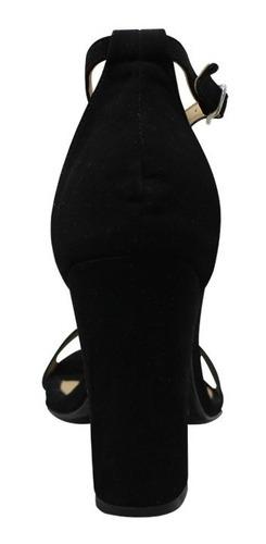 zapatilla  ce7827 negro