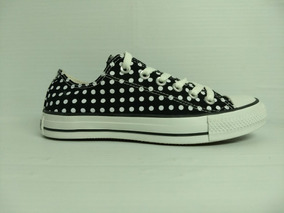 converse lunares mujer