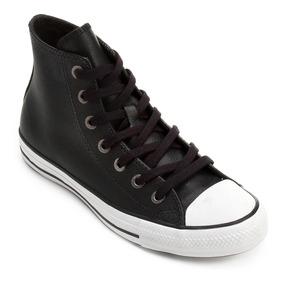zapatillas converse negras hombre