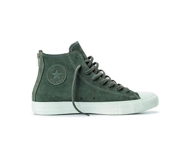 e756101de Zapatilla Converse All Star Back Zip Hi Thunder 149053b -   1.990