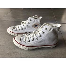 Zapatilla Converse All Star Blancas T35