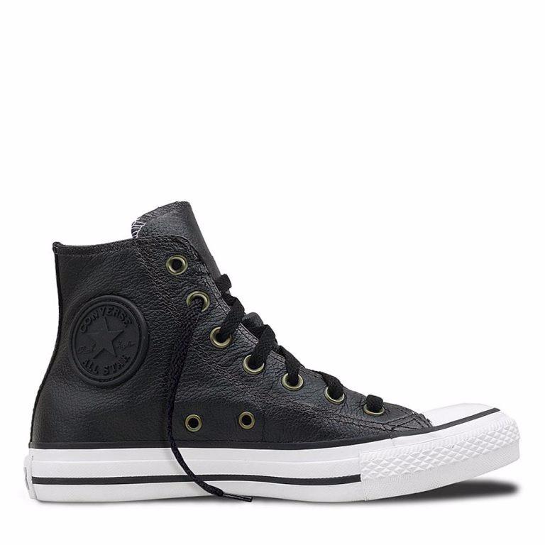 zapatillas converse chuck taylor all star cuero