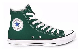 converse all star verdes fosforescentes