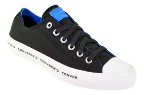 Zapatilla Converse All Star Low Almos Original Negro