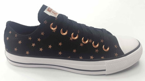 Zapatilla Converse All Star Metallic Ox Edicion Limitada